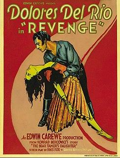 <i>Revenge</i> (1928 film) 1928 American film