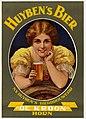 Poster Huyben's Bier Limburgs Museum L27646.jpg