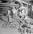 Pottery in the Making- the work of J and G Meakin Pottery, Hanley, Stoke-on-trent, Staffordshire, England, 1942 D11447.jpg