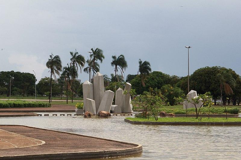 Roteiro por Brasília, Distrito federal
