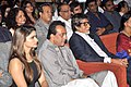 Prachi Desai, Sanjay Dutt, Amitabh Bachchan at the launch of T P Aggarwal's trade magazine 'Blockbuster' 05.jpg