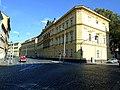 Praha, Nové Město, Albertov, budova Ministerstva spravedlnosti.jpg