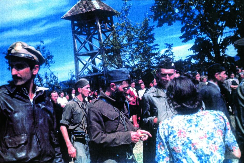Pranjani Ceremony September 6 1944