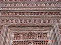 Pratapeswar Siva Temple - terracotta work.JPG