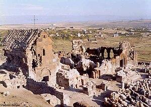 Saint Sarkis Monastery of Ushi - Image: Pre Saint Sargis Ushi