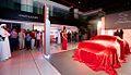 Premier Motors Unveils the Jaguar F-TYPE in Abu Dhabi, UAE (8739620561).jpg