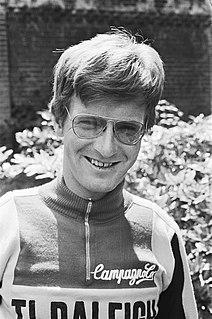 Bert Pronk Dutch cyclist