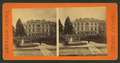 President's House, Washington, from Robert N. Dennis collection of stereoscopic views.png