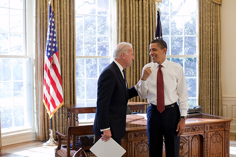 File:President Barack Obama and Vice President Joe Biden.jpg