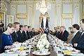 President Trump at the NATO Breakfast (49163293658).jpg