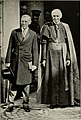 President Woodrow Wilson and Cardinal Mercier.jpg