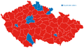 Presidential Results 2013 - Second Round - districts.png