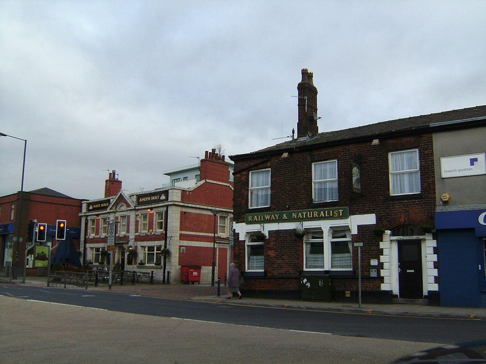 Prestwich Village
