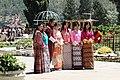 Princess Mako with Queens in Bhutan.jpg