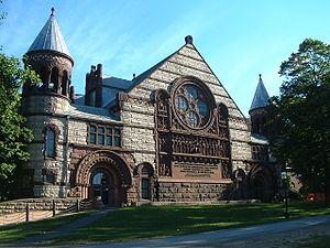 Princeton University Alexander
