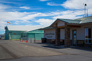 Prineville Airport - Image: Prineville Airport