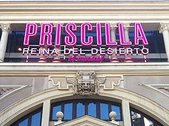Priscilla reina del desierto musical wikipedia la for Aida piscina reina del desierto