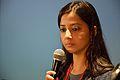 Priyanka Raj - Presentation - WikiInitiatives Noble Way to a Smart Outreach - Bengali Wikipedia 10th Anniversary Celebration - Jadavpur University - Kolkata 2015-01-09 2842.JPG