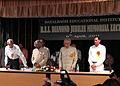 Prof. Anand Mohan, Registrar, DEI, Agra with Dr. A.P.J. Abdul Kalam.jpg