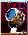 Proiettore ALDIS Morse - panoramio.jpg