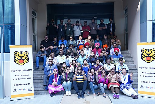 Project Tiger Training 2018 - Group photo (04)