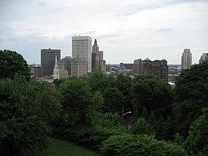 Prospect Terrace Park - Image: Providence Prospect Park View 5