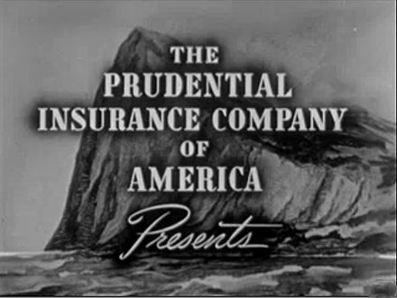 Prudential logo from 1948 Prudential Insurance Presents.jpg