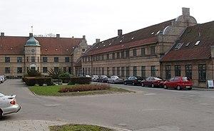Risskov - Image: Psykiatrisk Hospital Risskov 2