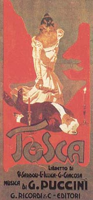 1900 in music - Tosca