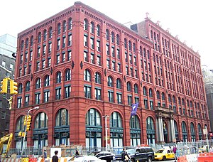 Nolita - The Puck Building