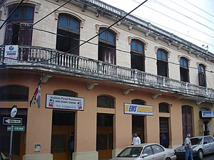 Puerto Plata, Dominican Republic - Puerto Plata post office