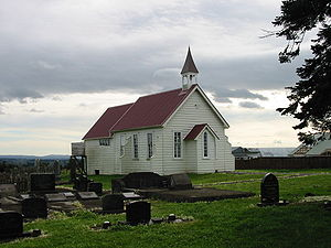 Pukekohe - Pukekohe East Church