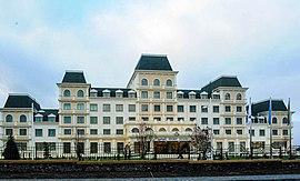 Отель в Габале