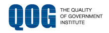 Quality of Government Institute logo