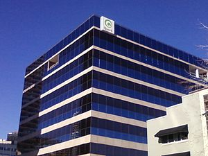 Quark (company) - Quark headquarters in Denver, Colorado.