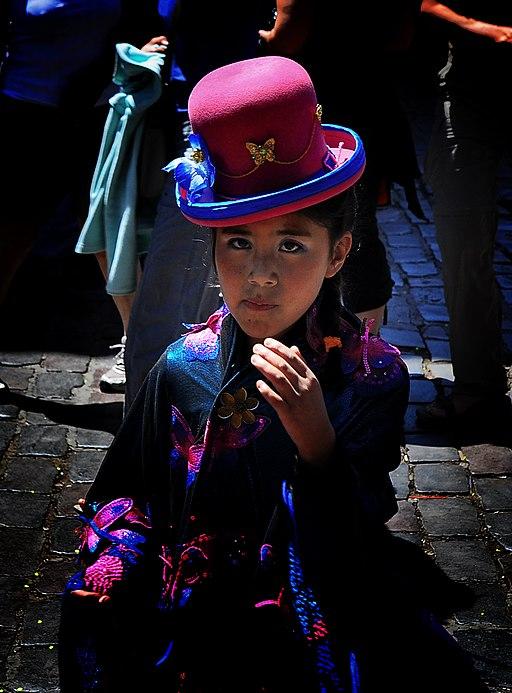 Quechua Girl, Cuzco (7195516744)
