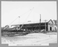 Queensland State Archives 3111 Commencement of erection of bridge fabricating shops Brisbane 30 July 1935.png