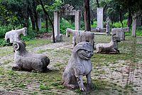 Qufu kong lin spiritway 2010 06 05.jpg