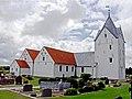RØMØ, Skt. Clemens kirke (Tønder) 1.JPG