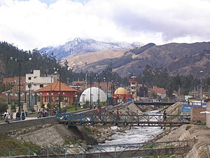 Quilcayhuanca - Quilcay River in Huaraz