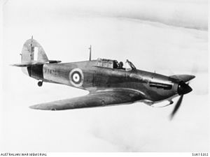 Easter Sunday Raid - RAF Hawker Hurricanes were scrambled from the temporary airstrip at the Colombo Racecourse. The Hurricanes were involved in several dogfights with the Imperial Japanese Navy Air Service Zero fighters and bombers which were attacking the city