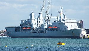RFA Fort Victoria (A387)