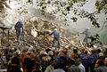 RIAN archive 79284 Rescuers clean up apartment building rubble after a home gas explosion.jpg