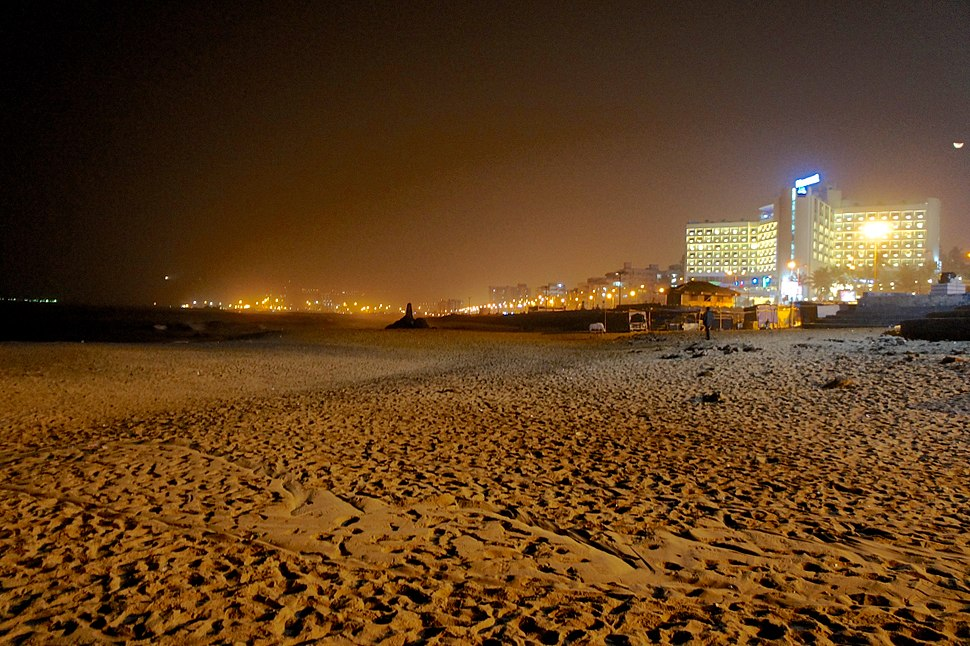 RK Beach Night