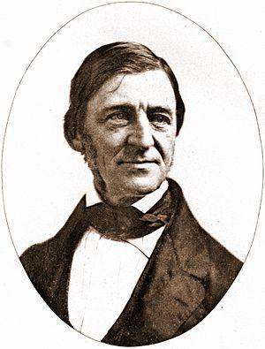 Ralph Waldo Emerson - Emerson in 1859