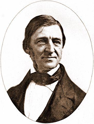 Эмерсон в 1859 году