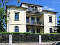 Rental villa Jacob Traugott Petzold