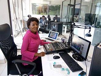 Radio personality - Image: Radio personality
