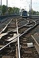 Rails in the sunshine - geograph.org.uk - 793874.jpg