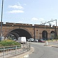 Railway bridge over the North Circular at Stonebridge Park - geograph.org.uk - 16161.jpg